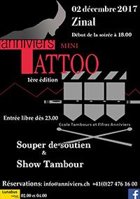 Mini-Tattoo Anniviers